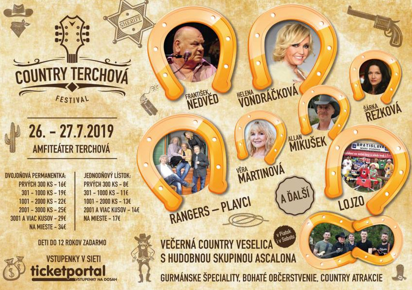 country terchova v